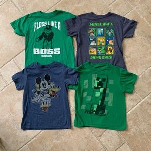 Lot of Boys Graphic Tees